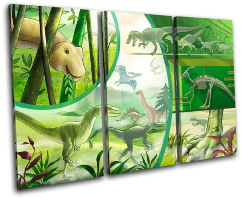 Dinosaurs Boys For Kids Room - 13-2131(00B)-TR32-LO